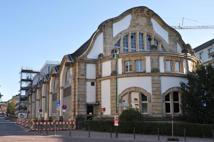 Ibis Hotel Darmstadt Parken